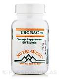 Uro-Bac - 60 Tablets