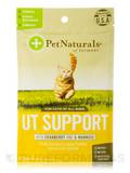 UT Support Chews with Cranberry and D-Mannose for All Cats - 60 Chews (2.65 oz / 75 Grams)