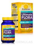 Utimate Flora Critical Colon 80 Billion - 60 Vegetable Capsules