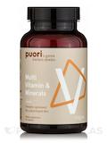 V - Multi Vitamin & Minerals - 60 Capsules