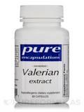 Valerian extract 60 Capsules