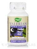 Valerian Nighttime™ Herbal Sleep Aid - 100 Tablets