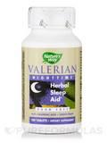 Valerian Nighttime Natural Sleep Aid 100 Tablets