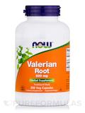 Valerian Root 500 mg - 250 Capsules