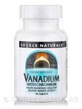 Vanadium W/Chromium - 90 Tablets