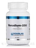 Vanadium-250 60 Tablets