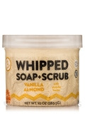 Vanilla Almond Whipped Soap + Scrub - 10 oz (283.5 Grams)