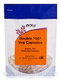 Vcaps '00' Empty - 250 Capsules