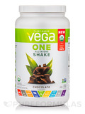 Vega One All-In-One Shake, Chocolate Flavored - 25.0 oz (708 Grams)