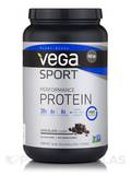 Vega Sport Performance Protein (Post Workout), Chocolate Flavor - 29.5 oz (837 Grams)