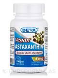 Vegan Astaxanthin 4 mg 30 Vegan Capsules