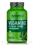 Vegan B12 - 90 Vegetable Capsules