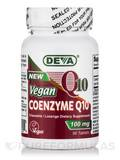 Vegan Coenzyme Q10 100 mg, Lemon Flavor - 90 Tablets