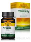 Vegan D3 30 Vegetarian Softgels