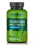 Vegan DHA, Omega-3 from Algae - 60 Vegan Softgels