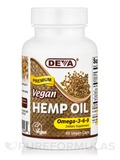 Vegan Hemp Oil - 90 Vegan Capsules