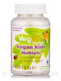 Vegan Kids Multiple, Berry Flavor - 60 Chewables