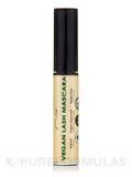 Vegan Lash Mascara, Black - 0.33 fl. oz (10 ml)