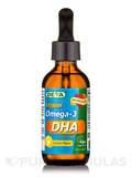Vegan Liquid DHA (Lemon) 2 oz