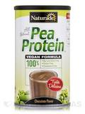 Vegan Pea Protein Chocolate - 16.5 oz (468 Grams)