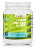 Vegan Protein Blend Natural Cocoa Flavor 22.5 oz (638 Grams)