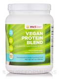 Vegan Protein Blend Natural Vanilla Flavor 19.7 oz (558.6 Grams)