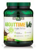 Vegan Protein Formula Chocolate Flavor - 2 lb (908 Grams)
