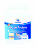 Vegan Protein Powder, Vanilla - 31.7 oz (900 Grams)