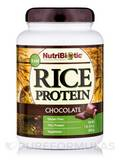 Vegan Rice Protein - Chocolate 22.9 oz (650 Grams)