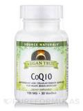 Vegan True™ CoQ10 100 mg - 30 VegiGels
