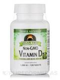 Vegan True™ Non-GMO Vitamin D - 120 Tablets