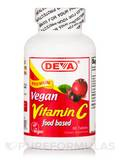 Vegan Vitamin C (food based) - 90 Tablets