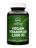 Vegan Vitamin D3 2500 IU - 60 Vegan Capsules