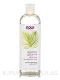 NOW® Solutions - Vegetable Glycerine - 16 fl. oz (473 ml)