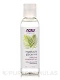 NOW® Solutions - Vegetable Glycerine - 4 fl. oz (118 ml)