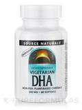 Vegetarian DHA 200 mg - 60 Softgels