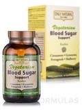 Vegetarian Kosher Blood Sugar Support - 60 Veggie Capsules