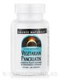 Vegetarian Pancreatin - 60 Capsules