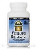 Vegetarian Rejuvenzyme 120 Capsules