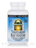 Vegetarian Rejuvenzyme - 180 Capsules