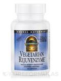 Vegetarian Rejuvenzyme 60 Capsules