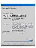 Veratrum Homaccord 10 Oral Vials 1.1 mL