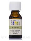 Vetiver Essential Oil 0.5 fl. oz (15 ml)