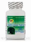 Vetri-Liver Feline 120 Capsules