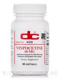 Vinpocetine 10 mg 90 Softgels