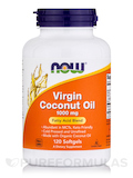 Virgin Coconut Oil 1000 mg 120 Softgels