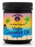 Virgin Coconut Oil - 16 oz (454 Grams)