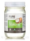 Virgin Coconut Oil (Certified Organic) 12 fl. oz (355 ml)