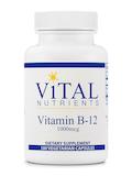 Vitamin B-12 1000 mcg - 100 Vegetarian Capsules