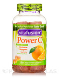 Power C™ Gummy Vitamins, Natural Orange Flavor - 150 Gummies